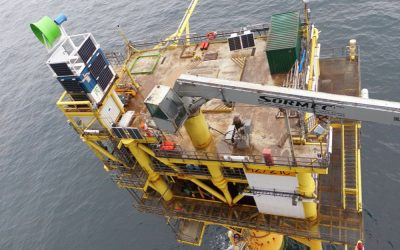 EnergyPod deployed for North Sea operations