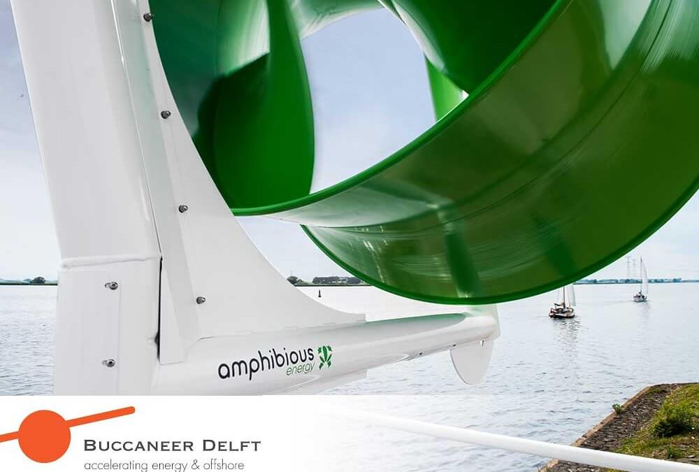 Energy Talks & Drinks on the 4th of April at the Buccanneer Delft