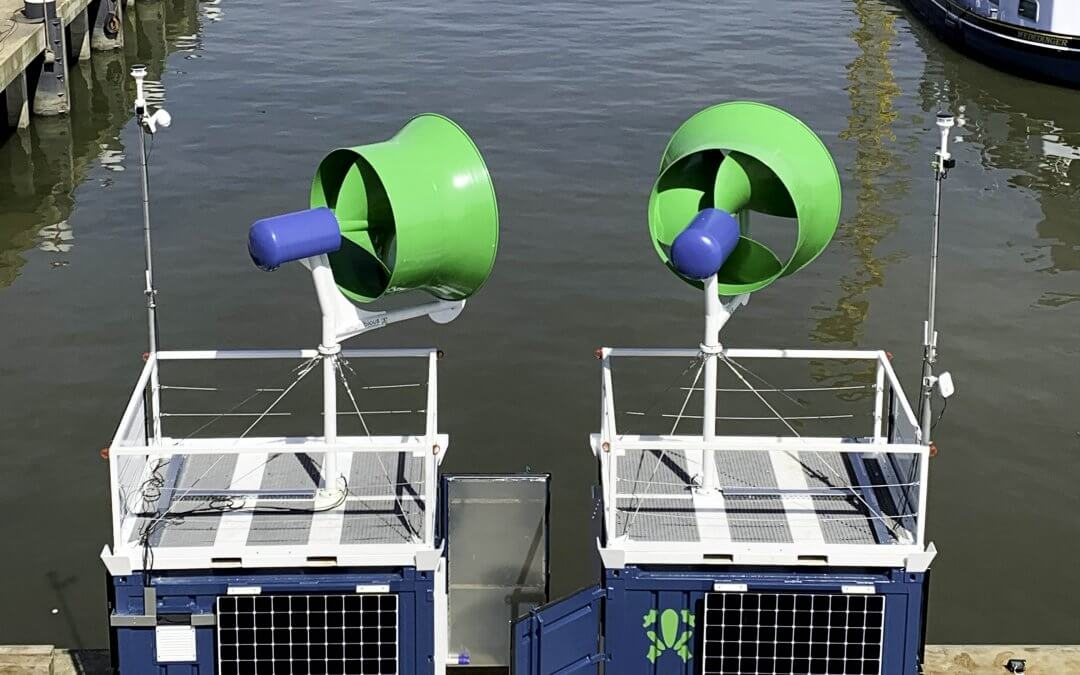 EnergyPods to support Central North Sea Platform