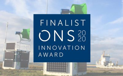 ONS 2020 Innovation Awards finalist!